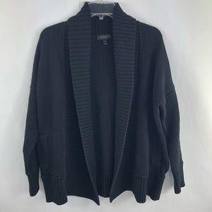 J. Crew Open Front Cardigan Sweater